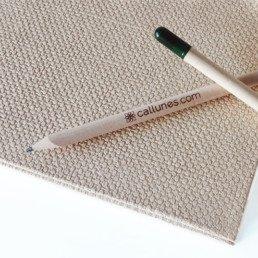 Le crayon qui donne vie à une plante ; objet écologique et original