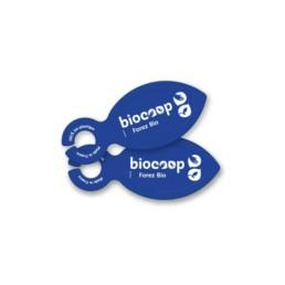 JETON-CADDIE publicitaire en Bioplastique