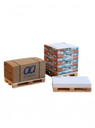 bloc papier cube original sur palettes