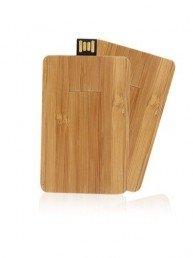 Cette clé usb, publicitaire et écologique, est fabriquée en bambou. La forme de la clé USB en bambou est de type CB, très pratique pour le rangement !