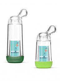 GOBI, la gourde écologique et made in France, remplace les gobelets et les bouteilles jetables tout en communiquant vos messages !